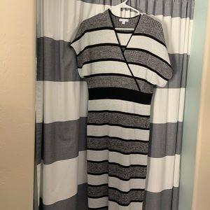 Ny & Co wrap style dress. Worn once